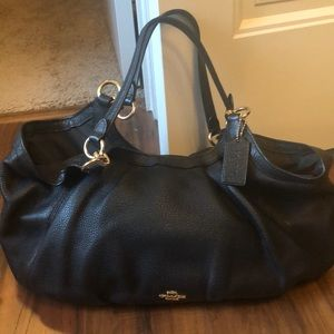 Authentic Coach Lily handbag